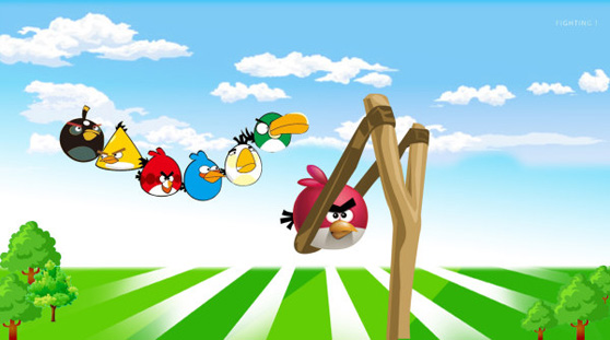 558x311 Angry Birds Psd Layered Material Psd Vectors Download Crazy Free