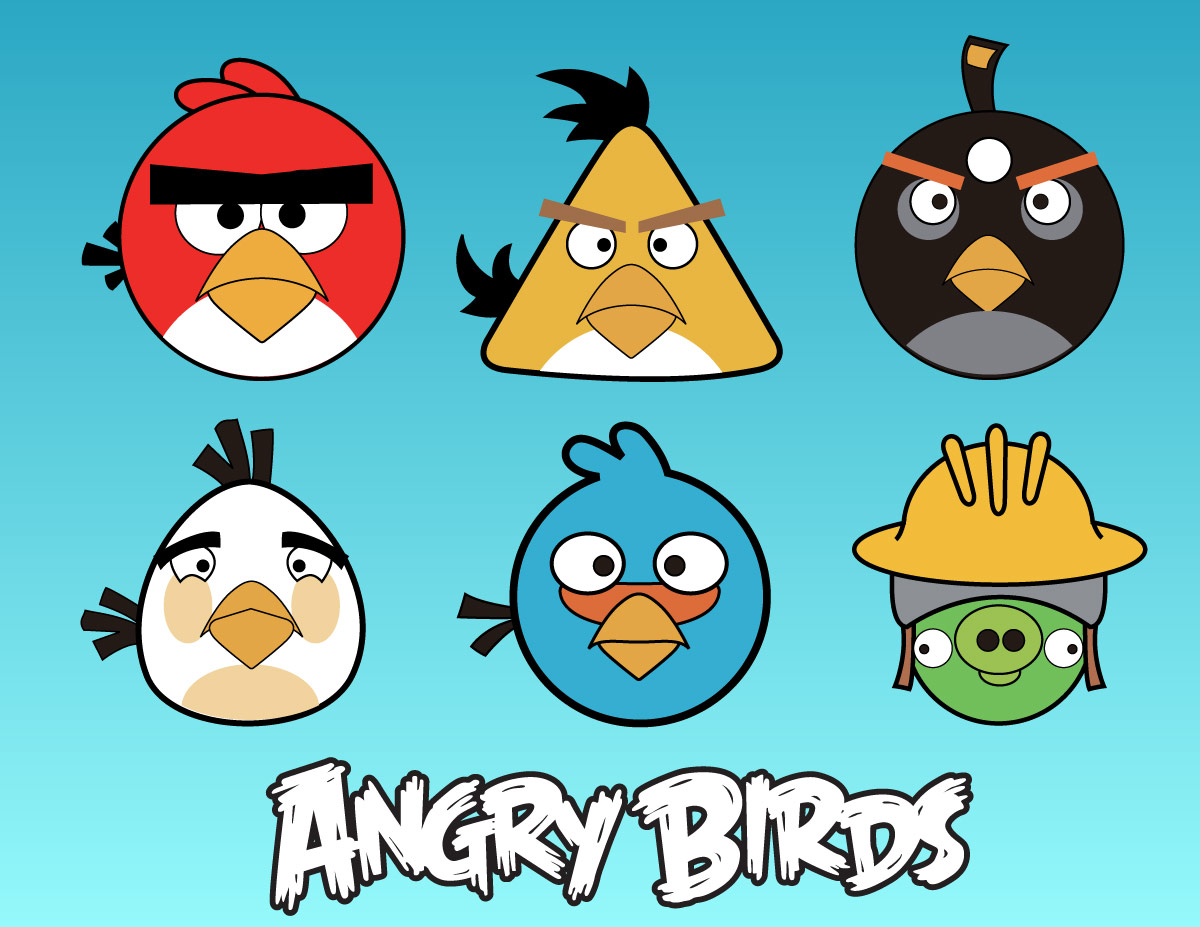 1200x927 Angry Birds Wallpaper For Iphone 6