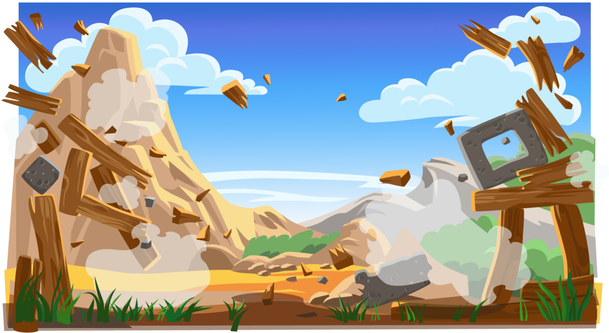 1208x662 Background]angry Birds Classictitle Screen By Nikitabirds On