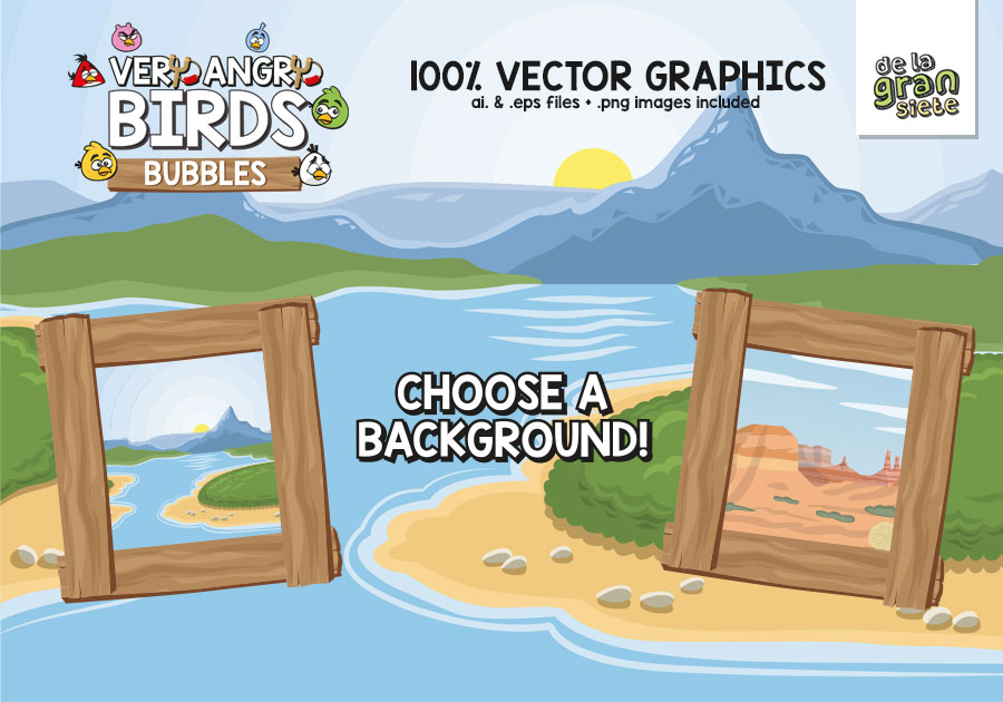 900x630 Buy Very Angry Birds Bubbles Game Gui Assets For Ui Graphic Assets