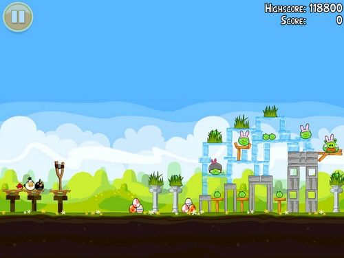500x375 How To Make Play Scenery How To Make Angry Birds Part 1