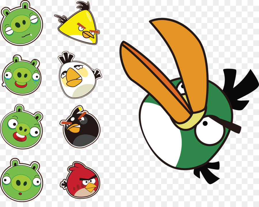 900x720 Angry Birds Star Wars Angry Birds Rio Angry Birds Friends Clip Art