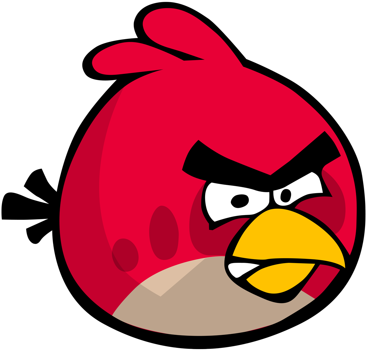 1200x1175 Angry Birds Transparent Png Pictures