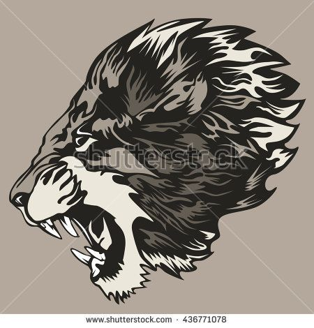450x470 Stock Vector Angry Lion Head Vector Illustration 436771078.jpg