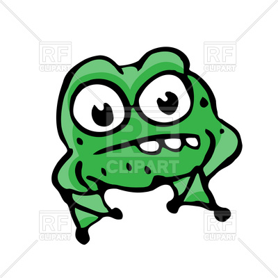 400x400 Cartoon Angry Frog Vector Image Vector Artwork Of Plants And