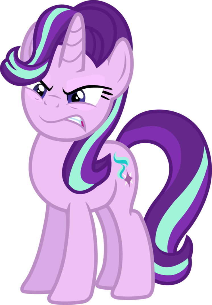 746x1070 Starlight Glimmer (Angry Vector) By Davidsfire