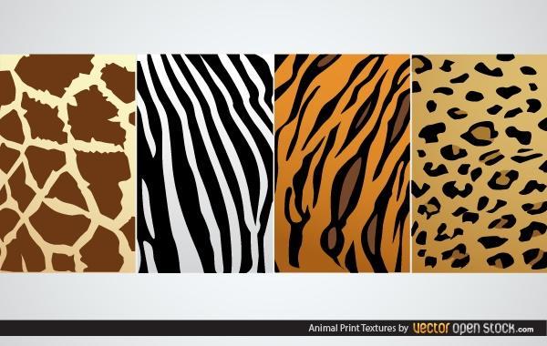 600x380 Animal Print Textures