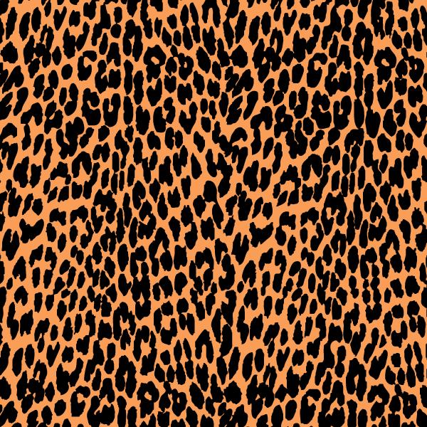 600x600 Free Leopard Print Vector Graphic Free Psd Files, Vectors
