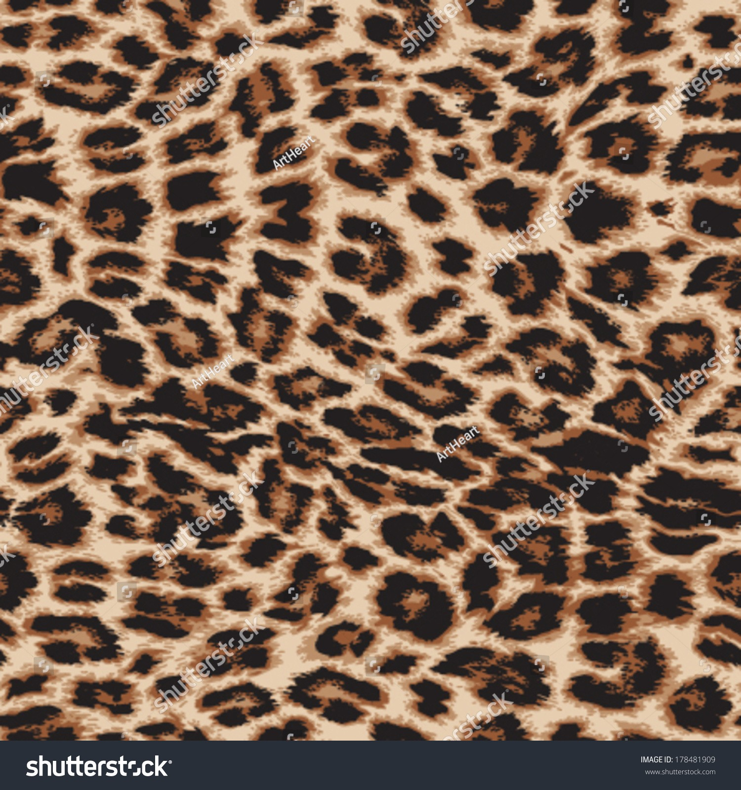 1500x1600 How To Draw Leopard Print Valid Realistic Vector Leopard Print