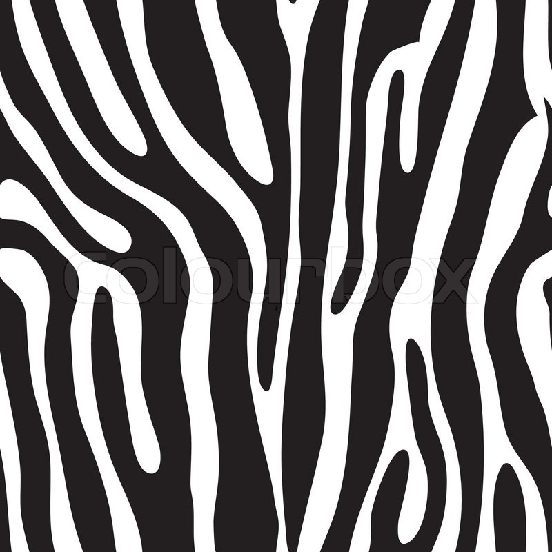800x800 Seamless Animal Print Stock Vector Colourbox