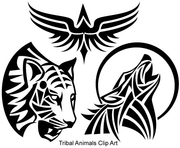 600x495 Free Free Tribal Animals Vector Art Psd Files, Vectors Amp Graphics
