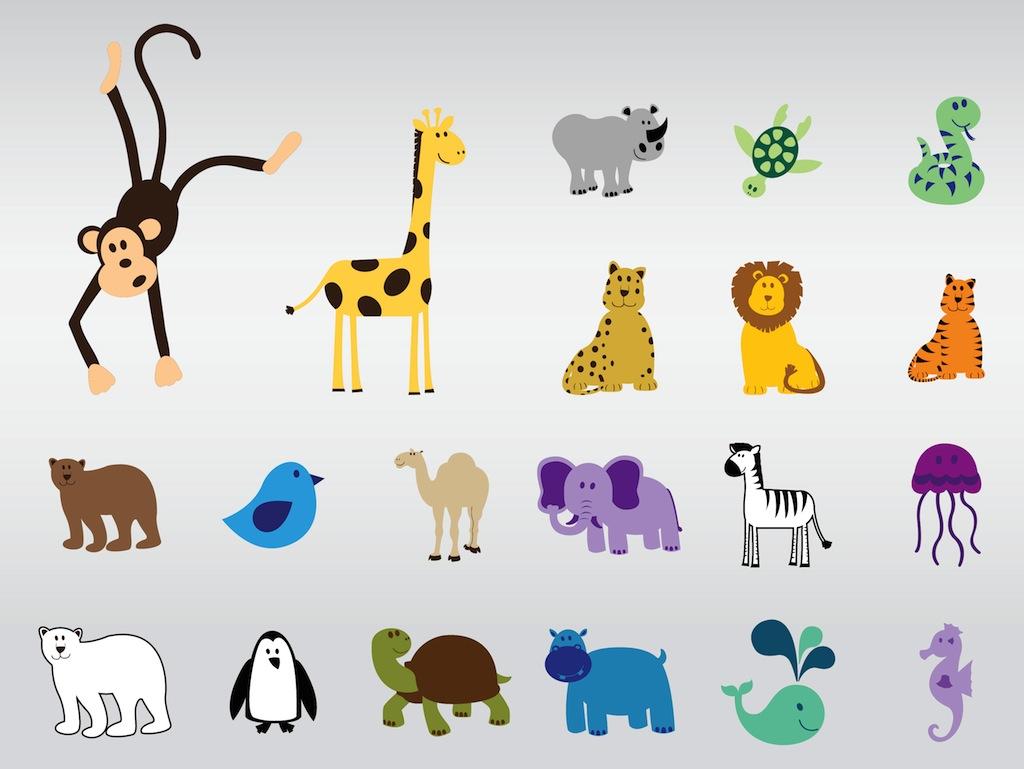1024x769 Free Vector Animal File