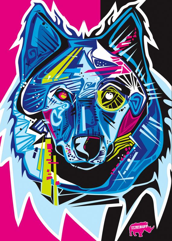 570x800 Animal Vector Illustrations For Inspiration Designbump