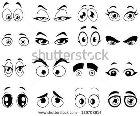 450x373 Cartoon Eyes Free Vector For Free Download About (108) Free Vector
