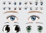 189x135 Free Vector Anime Eyes Clipart And Vector Graphics