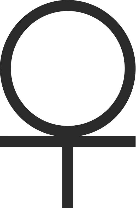 521x800 Ankh Cross 34 Below Circle Free Vector 4vector