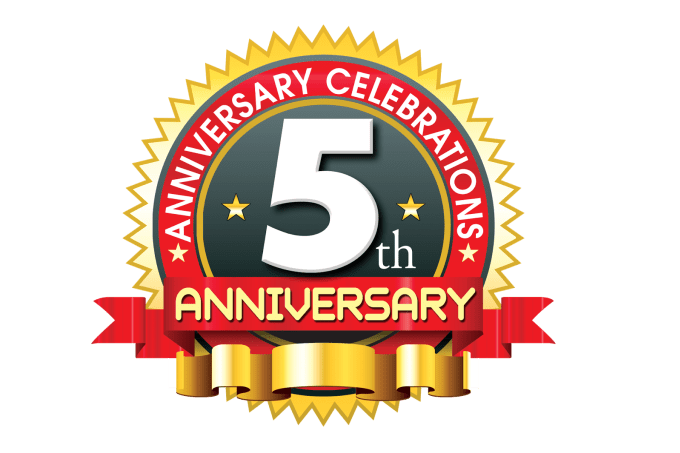 680x453 19 Anniversary Vector 3rd Huge Freebie! Download For Powerpoint