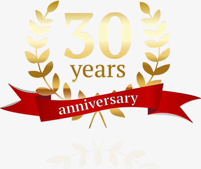 650x547 Vector 30 Anniversary, Vector, 30, Anniversary Png And Vector For