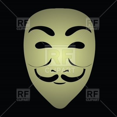 400x400 Anonymous Mask Vector Image Vector Artwork Of People Valeo5