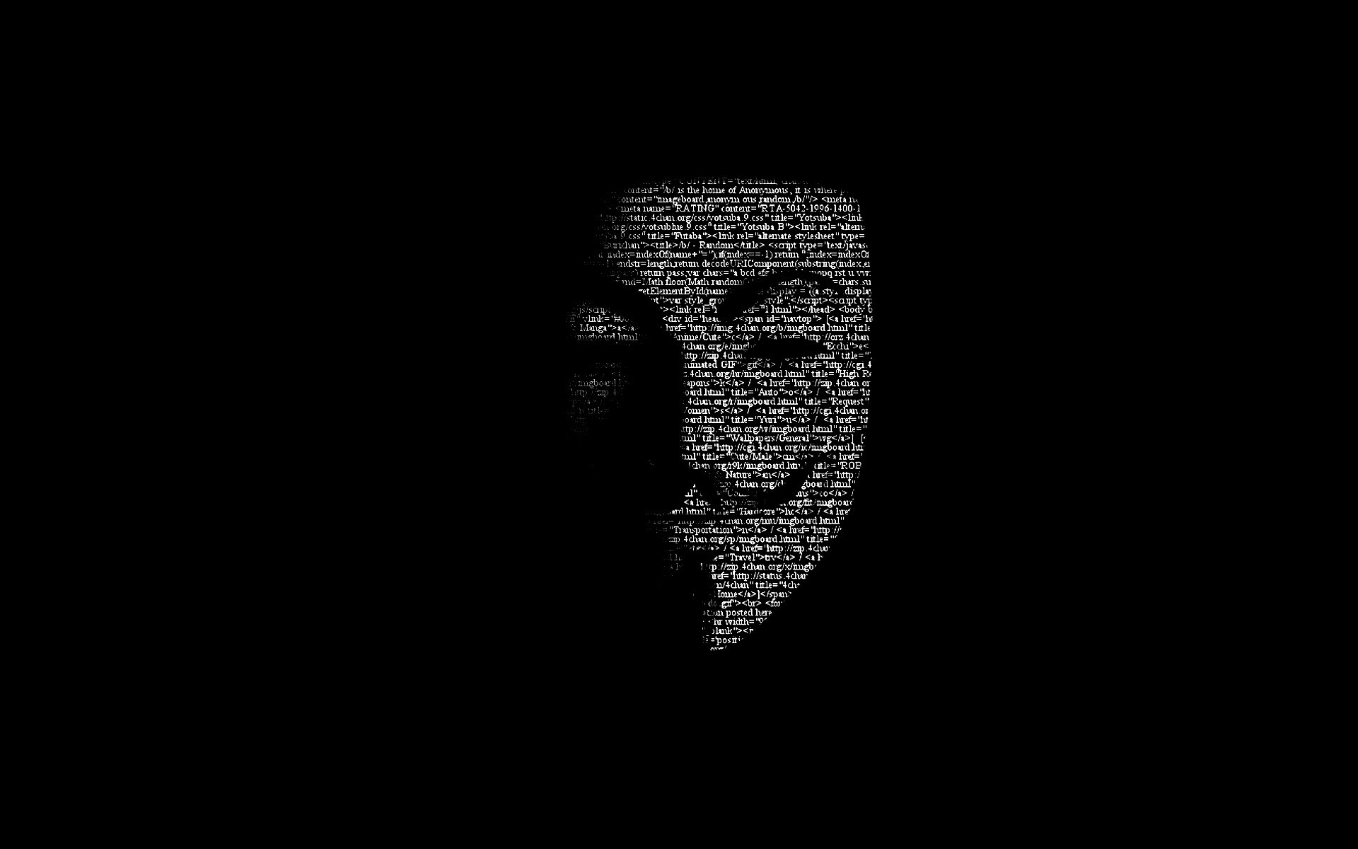1920x1200 Anonymous Mask Wallpapers On Wallpaperplay