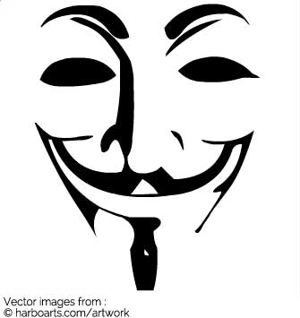 335x355 Download Anonymous Mask