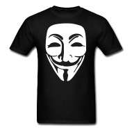 190x190 Shop Anonymous Mask T Shirts Online Spreadshirt