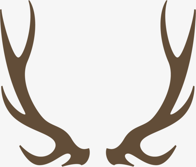 650x557 Large Antlers, Nordic Deer Head, Deer Head, Northern Europe Png