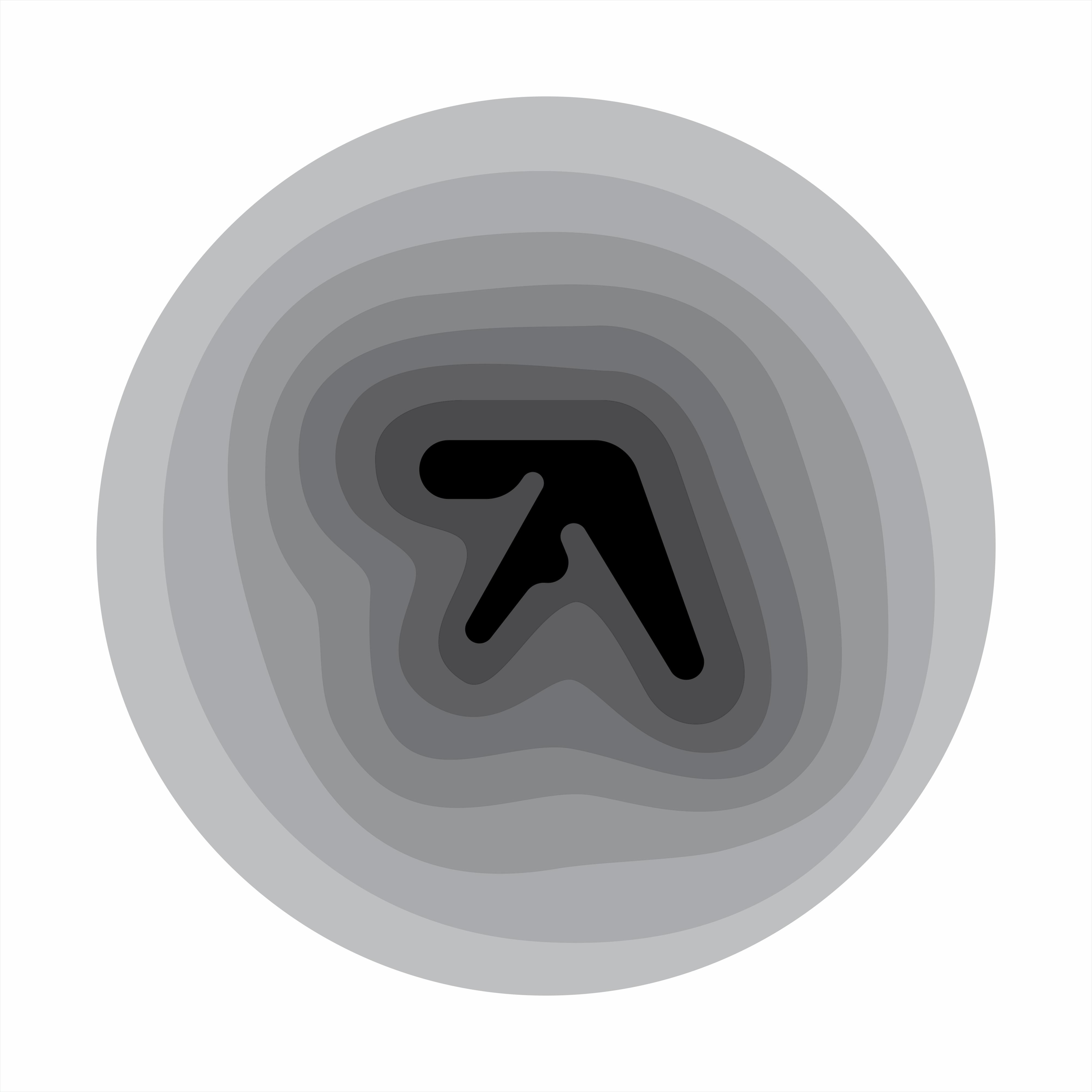 4010x4010 Sunk Logo Vector File Aphextwin