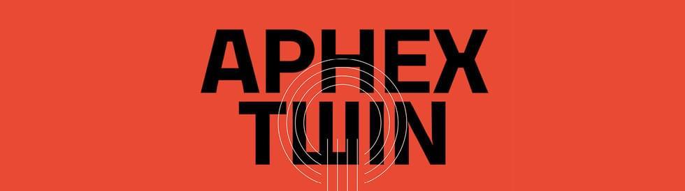980x274 Tickets Aphex Twin In Berlin Am 2018 11 01 Funkhaus, Berlin