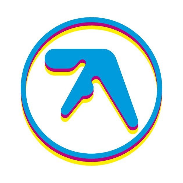 630x630 Aphex Twin Cmyk Logo