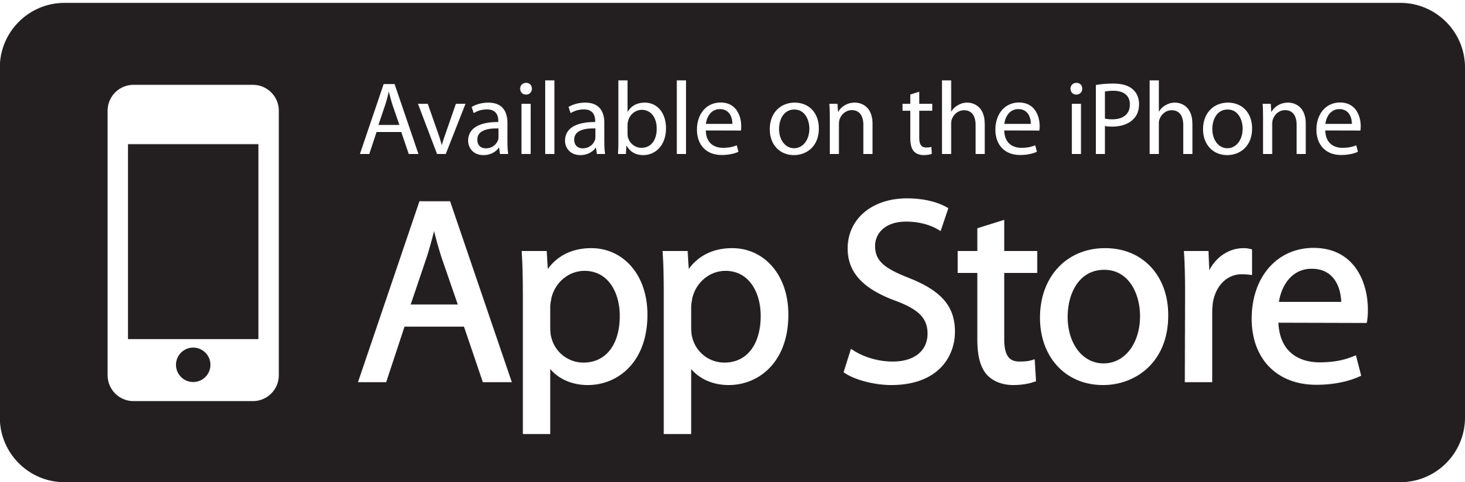 2131x701 Available On The App Store Logo Vector