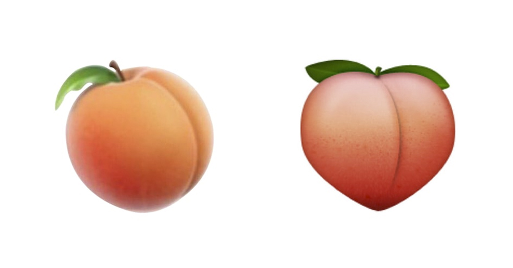1004x525 The Peach Emoji And Many Others Get Redesigned, To The