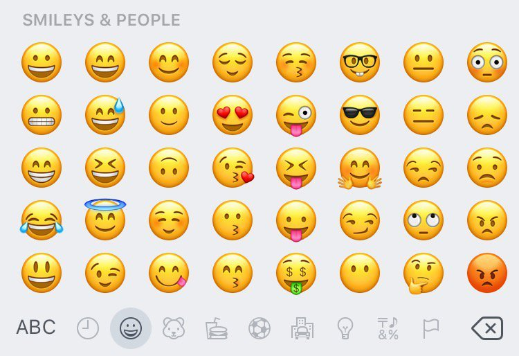 750x514 Apple Refreshes Emoji With Ios 10 Developer Beta 4 Macstories