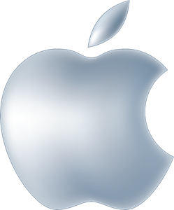 249x300 Apple Logo Vector (.ai) Free Download