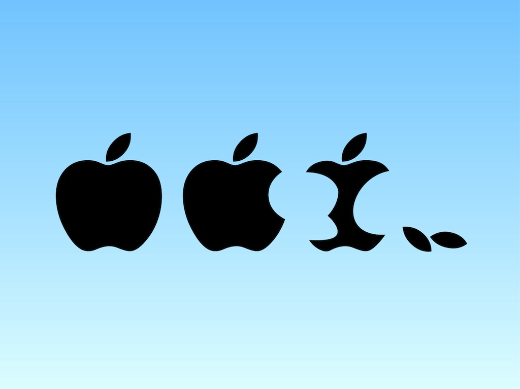 1024x767 Apple Logo Vector Vector Art Amp Graphics