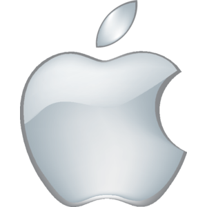300x300 Apple Logo, Vector Logo Of Apple Brand Free Download (Eps, Ai, Png