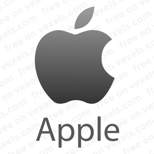 512x512 Apple Logo