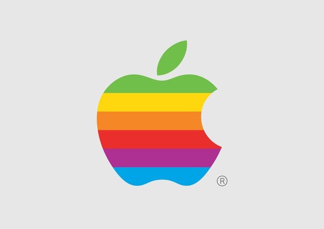 646x457 Free Apple Logo Vector Graphic
