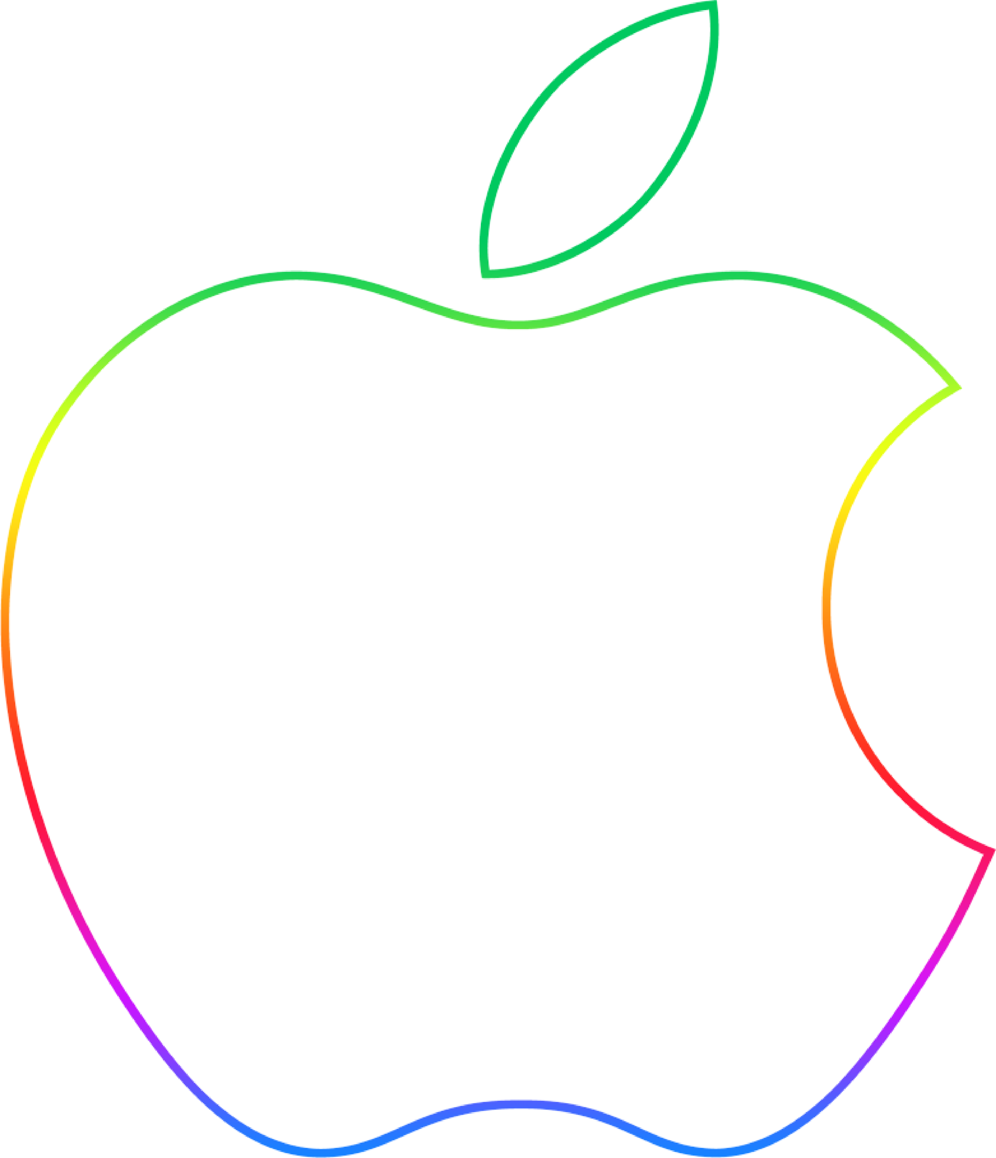 3254x3783 Apple Logo Vector 10 An Images Hub