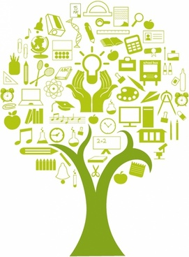 271x368 Apple Tree Vector Free Vector Download (6,078 Free Vector) For