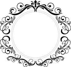 231x218 Resultado De Imagem Para Moldura Arabesco Vetor Rosa Molduras In