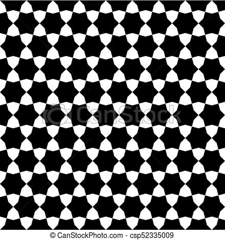 440x470 Geometric Arabic Seamless Pattern. Islamic Pattern. Geometric