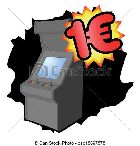450x470 Euro Coin Arcade. Creative Design Of Euro Coin Arcade.