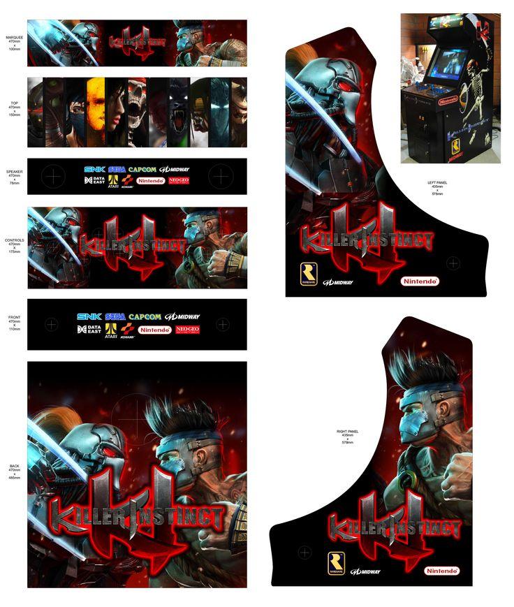736x869 Vector Arcade Art 63 Best Bartop Arcade Designs Images On