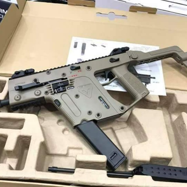 640x640 Ares Kriss Vector (Airsoft), Sports, Other On Carousell