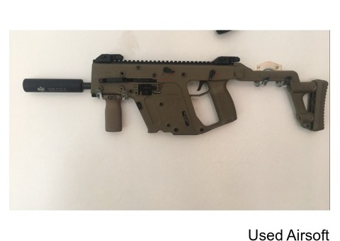 480x340 G2 (Ares) Vector Norwich Used Airsoft