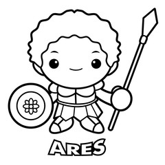 240x240 Search Photos Ares Mascot