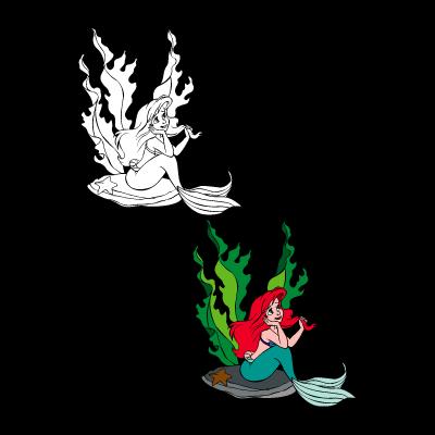 400x400 The Little Mermaid
