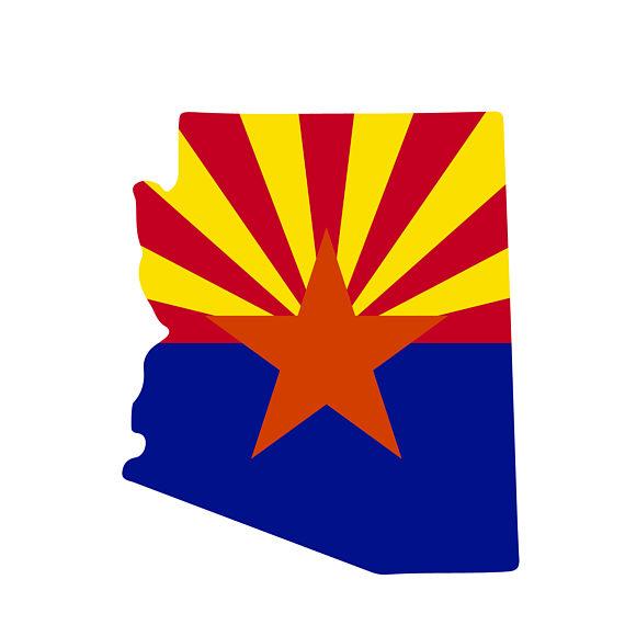 570x570 Arizona Clipart Arizona Flag Clipart