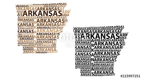 500x278 Sketch Arkansas (United States Of America, The Natural State, The